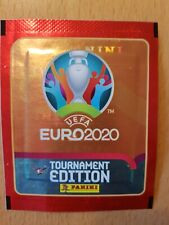 Panini Tüte Euro 2020 Tournament Lidl deutsche Gratis Version 2 Sticker 2021 EC