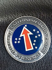 Authentic US Army Pacific Forward Presence CG Coin # 275