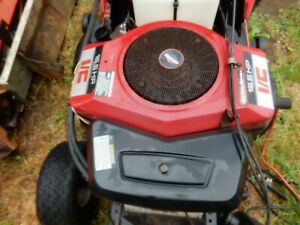 Briggs and stratton twin 16.5 hp engine ride on mower engine
