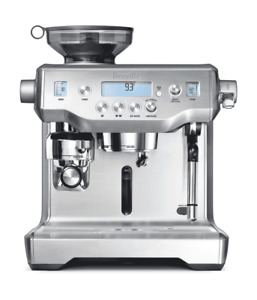 NEW Breville BES980BSS the Oracle Automatic Coffee Machine