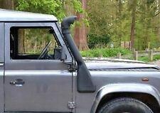 Land Rover Defender 300TDI , TD5 Snorkel / Safari Style intake 90 - 110
