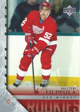 (HCW) 2005-06 Upper Deck VALTTERI FILPPULA Young Guns Rookie RC 02333
