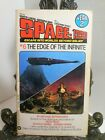SPACE 1999 The Edge of the Infinite WARNER PAPERBACK BOOK 1st Printing 1977