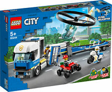 60244 LEGO City Police Police Helicopter Transport 317 Pieces Age 5 Years+