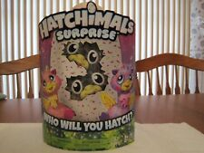 HATCHIMALS SURPRISE TWIN GIRAVEN--NEW RELEASE--PINK AND YELLOW--NEW
