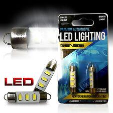 4x 6000K White 212 Festoon LED Dome Map Interior Lights bulb Lamp 211-2 212-2