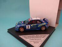 SUBARU IMPREZA WRC #3 MORTL - RALLY SATURNUS 1999 - RARE - 1/43 NEW TROFEU RFS03