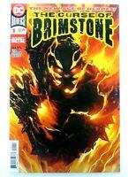 DC Comics CURSE OF BRIMSTONE (2018) #1 Dark Nights Metal NM (9.4) Ships FREE!
