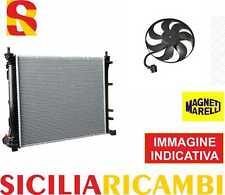 Condensatore FIAT MULTIPLA 1.9 JTD 110 81kw 01-02 186
