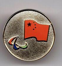 RIO 2016. PARALYMPIC GAMES. NOC PIN. UNDATED. CHINA