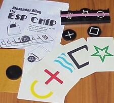 ESP Chip Change --magical mentalism --chip turns into chosen ESP symbol     TMGS