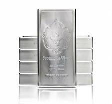 SPECIAL PRICE! 100 oz Scottsdale Stacker Silver Bar .999 Silver Bullion  #A209