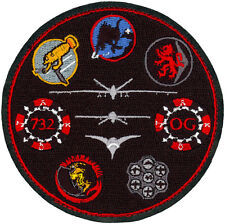 USAF 732nd OPERATIONS GROUP GAGGLE PATCH - NEW w/ ATTACK SQUADRONS