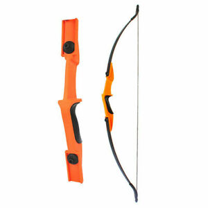 "20/30/40lbs 56"" Archery Recurve Bow Longbow Hunting Takedown Bow Left Right Hand"