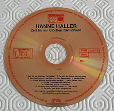 CD MUSICALE HANNE HALLER ZEIT FUR EIN BIBCHEN ZARTLICHKEIT