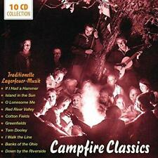 Campfire Classics - Various (NEW 10CD)
