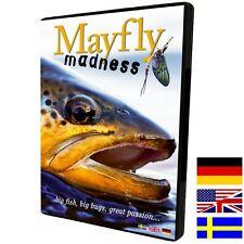 DVD Mayfly Madness (Fliegenfischen & Fliegenbinden mit der Maifliege auf Forelle