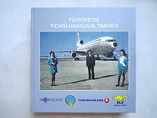 Türkiye'de Ticari Havacilik (Jet Commercial Aviation in Turkey Turkish Airlines)