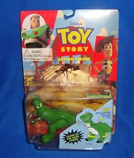 Disney Toy Story Rex with Clamping Jaw& Moving Legs Glow Parts Action Figure MOC