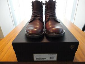 Allen Edmonds Higgins Mill Boots - Brown - Size 10 E