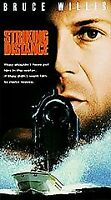 Striking Distance (VHS, 1994, Closed Captioned)