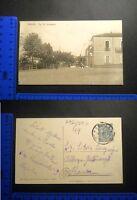 L'AQUILA - VEDUTA DI VIA XX SETTEMBRE - BELLISSIMA CARTOLINA DEL 1911 -   17919