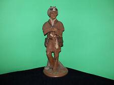 "Very Rare Tom Clark ""Daniel Boone"" Figurine, Signed by Tom Clark"