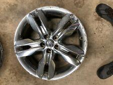 Ford Edge 20 x 8 Wheel Rim Factory Stock OEM Chrome Clad 3847 2011 12 2013 14