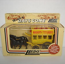 Lledo : Days Gone Model : 1900's Horse Drawn Omnibus : MADAME TUSSAUDS : DG4006b