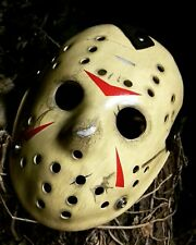 😈JASON VORHEES PART III HOCKEY MASK,BARN SCENE VERSION JAYSTEAD79,😈