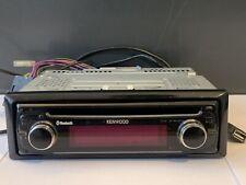 KENWOOD KDC-BT8141U BLUETOOTH CAR STEREO RADIO CD MP3 WMA Player USB 50Wx4