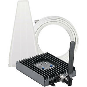 SureCall FlexPro Yagi/Whip, Dual Band Cell Phone Signal Booster Kit