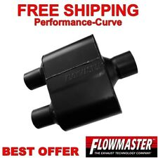 "Flowmaster Super 10 Series Performance Exhaust Muffler 3"" / 2.5"" 8430152"