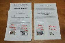 Bose 4401 PreAmplifier Restoration Kit repair service fix recap capacitor preamp