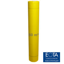 50m Rolle Armierungsgewebe Gewebe Putzgewebe WDVS Glasfasergewebe 165g 4 x 4mm