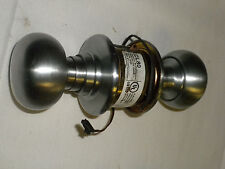 Schlage Electrified Storeroom / Classroom Knob, CL80 626, Fail-Safe, Used