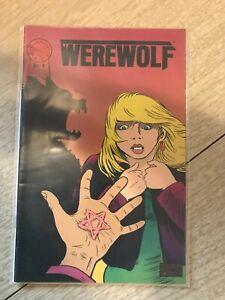 Werewolf (Blackthorne, 1988) #4