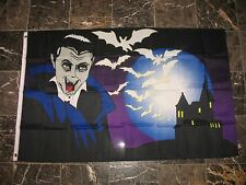 3x5 Halloween Vampire Bats flag 3'x5' house banner grommets