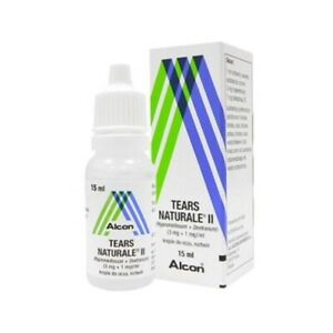 ALCON TEAR Naturale II 15ml