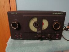 HALLICRAFTERS SHORT WAVE RECEIVER S 38B TESTED WORKS