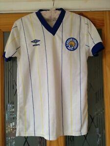 Leeds football shirt vintage Umbro 1978–79 Season