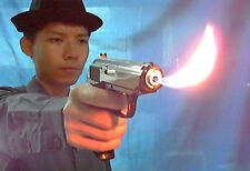 PPK Lighter Natural Flame Walther PP Model Toy dummy prop replica hammer move