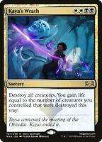 1X FOIL Kaya's Wrath MTG Magic RAVNICA ALLEGIANCE 187/259