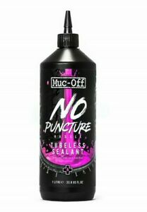 MUC-OFF NO PUNCTURE HASSLE TUBELESS TYRE SEALANT 1 LITRE