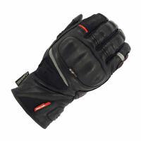 Richa Atlantic Gore-Tex Motorbike Motorcycle Gloves Black