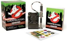 Proton Pack and Wand Ghostbusters [New Book] Boxed Set, Paperback, Stickers, T