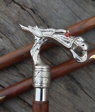 Antique Dragon Handle cane Walking Stick Designer Vintage Walking Canes Dc-02