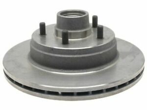 Front Brake Rotor and Hub Assembly For 1978-1984 Cadillac DeVille 1979 W146FJ