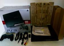 Console PS3  320 go . complète . superbe état