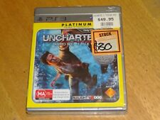 UNCHARTED 2: AMONG THIEVES PS3 PLAYSTATION 3 *BRAND NEW*